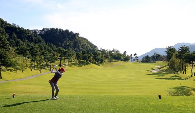 Sport z tradycjami – golf